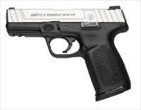 S&W SD9VE 9MM Pistol - 17 rounds