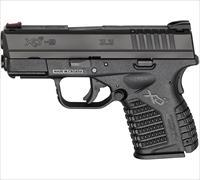 Springfield XD-S Essentials 9MM Pistol