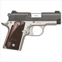 Kimber Micro 9MM Two Tone Pistol