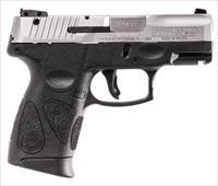 Taurus PT111 G2 9MM Pistol Stainless Slide