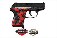 Ruger LCP 380 Pistol Special Camo