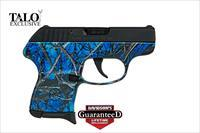 Ruger LCP Moonshine Camo Undertow 380ACP Pistol
