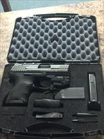Used H&K P30SK 9MM Pistol w/CT Green Laser