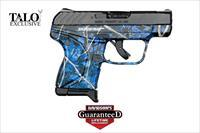 Ruger LCP II 380 Pistol - Moonshine Camo Undertow Grip Frame