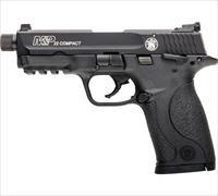S&W M&P®22 COMPACT 22LR Pistol - SUPPRESSOR-READY