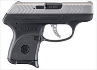 Ruger LCP 380 Pistol with SS Slide