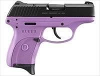 Ruger LC380 LAdy Lilac Pistol Talo Edition