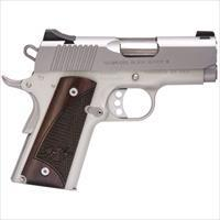 KIMBER 45ACP STAINLESS ULTRA CARRY II PISTOL