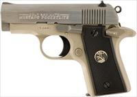 Colt Mustang 380 Pocketlite Stainless Steel