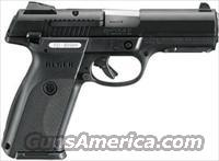 Ruger SR9 in Black - 9MM Pistol