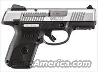 Ruger SR40C Stainless