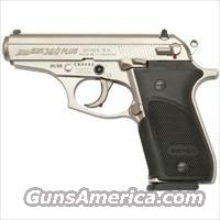 Bersa Thunder 380 Plus in Nickel