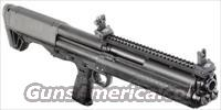 Kel Tec KSG 12GA Shotgun - Black Finish