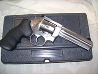 Ruger GP 100  SS  5""