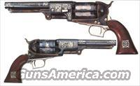 Colt Model Whitneyville Hartford Dragoon Tribute