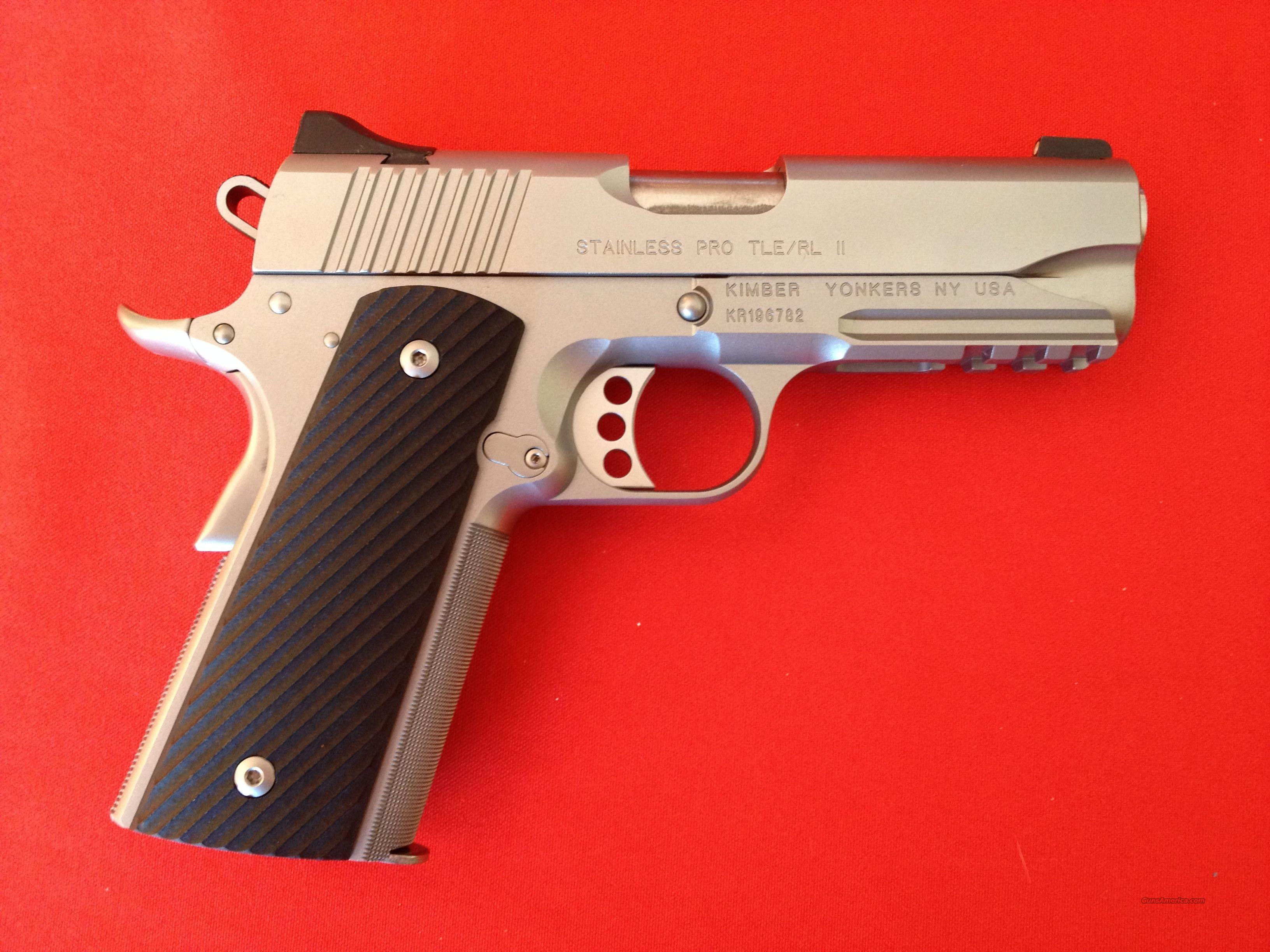Creek Parts Diagram Picturesque Kimber 1911 Beautiful Stainless Pro Tle Ii Night Sights Acp Grips 3264x2448