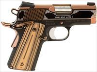 Kimber Rose Gold Ultra II 9mm - In stock and Beautiful!