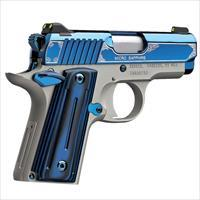 GORGEOUS... KIMBER MICRO SAPPHIRE 9mm Brand New, In Stock and ready to ship