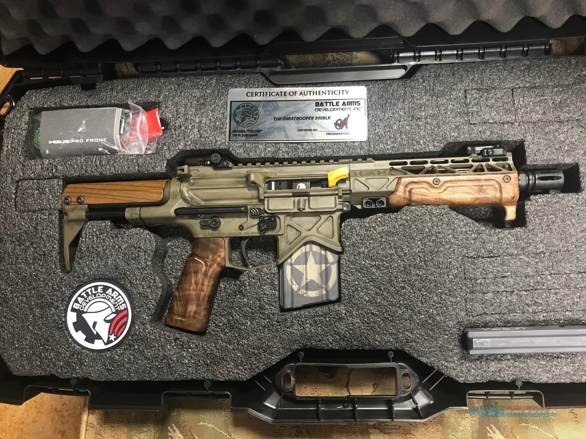 Battle Arms Development BAD PARATROOPER 7 5
