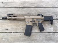 AWESOME!! LWRC M6IC PDW 5.56mm FDE NEW - NFA SBR