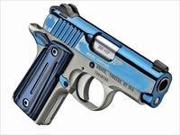 GORGEOUS... KIMBER MICRO SAPPHIRE .380 ACP Brand New, In Stock and ready to ship