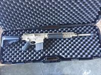 "Collector Alert! Authentic ""Issued"" Knights Sniper Rifle - SR-25 ECR 308/7.62 FDE M110"
