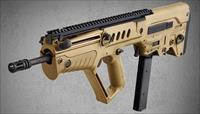 IWI TAVOR SAR Bullpup Rifle 9mm Para 17in FDE TSFD17-9