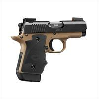 Kimber Micro 9 Desert Night DN TFX Pro Sight & Hogue Grips - 3300197