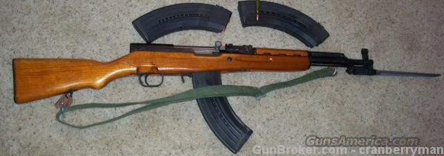 Chinese Sks Paratrooper Banana Clips Like New For Sale