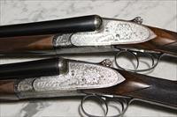 Gamba Model 580 (Pair) 12 gauge S/S