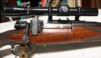 Griffin & Howe 300 H&H bolt action rifle