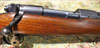 Winchester model 70 .270 rifle