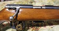 Savage Anschutz 164M Sporter 22 mag caliber rifle