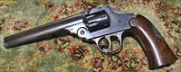 Iver Johnson Supershot 22LR revolver