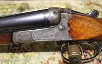 J.P. Sauer Royal 12 gauge shotgun S/S
