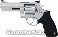"TAURUS 608 .357 4"" PORTED AS 8-SHOT STAINLESS"