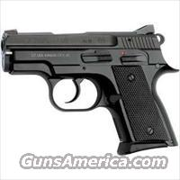 "CZ CZ-2075 2075 Rami 9mm 3"" 14+1 Rubber Grips Black Finish"