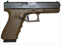 GLOCK G21 G4 FLAT DARK EARTH 45 ACP