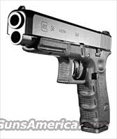GLOCK 34 G3 9MM AS 17-SHOT BLACK