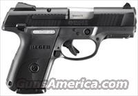RUGER SR9C COMPACT 9MM LUGER AS 17-SHOT BLUED/BLACK