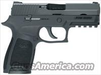 SIG SAUER P250 COMPACT 9MM 15RD