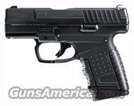 "WALTHER PPS 9MM LUGER 3.2"" FS 7-SHOT"