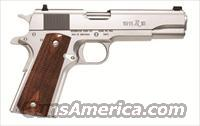 "REMINGTON 1911R1 .45ACP 5"" FS-3 DOT 7-SHOT STAINLESS WALNUT"