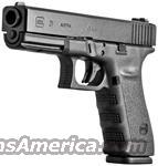 GLOCK 21 .45ACP FS 13-SHOT BLACK
