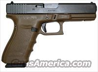 GLOCK G20 G4 10MM Flat Dark Earth