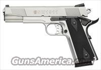 "S&W 1911 .45ACP SS 5"" 8-SHOT FS STAINLESS"