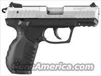 "RUGER SR22PS .22LR 3.5"" AS 10-SHOT SILVER ANODIZED"