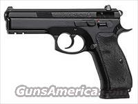 CZ 75 SP-01 TACTICAL 40 SW