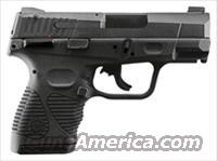 "TAURUS 24/7 G2 COMPACT 9MM 3.5"" AS BLUED BLACK POLYMER"