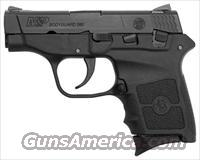 "S&W M&P BODYGUARD .380ACP 2.75"" FS 6-SHOT BLACK POLY"